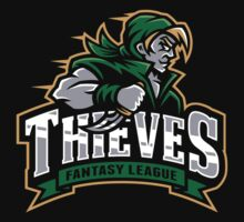 Fantasy League Thieves Kids Tee