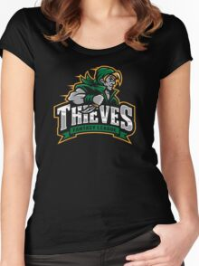 Fantasy League Thieves Women's Fitted Scoop T-Shirt