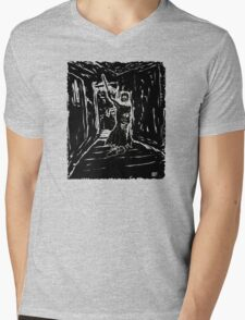 The Texas Chain Saw Massacre Mens V-Neck T-Shirt