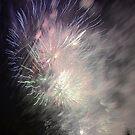 Fireworks - Starburst by Klaus Bohn
