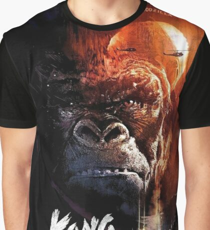 Mighty Kong Graphic T-Shirt