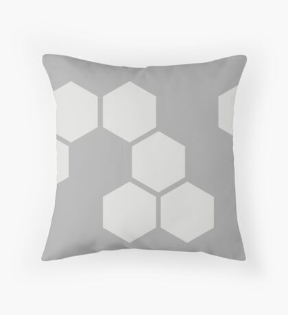 DULL BLOCKBUSTERS Throw Pillow