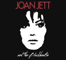 Joan Jett & The Blackhearts by TeaLeaves