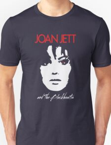 Joan Jett & The Blackhearts Unisex T-Shirt