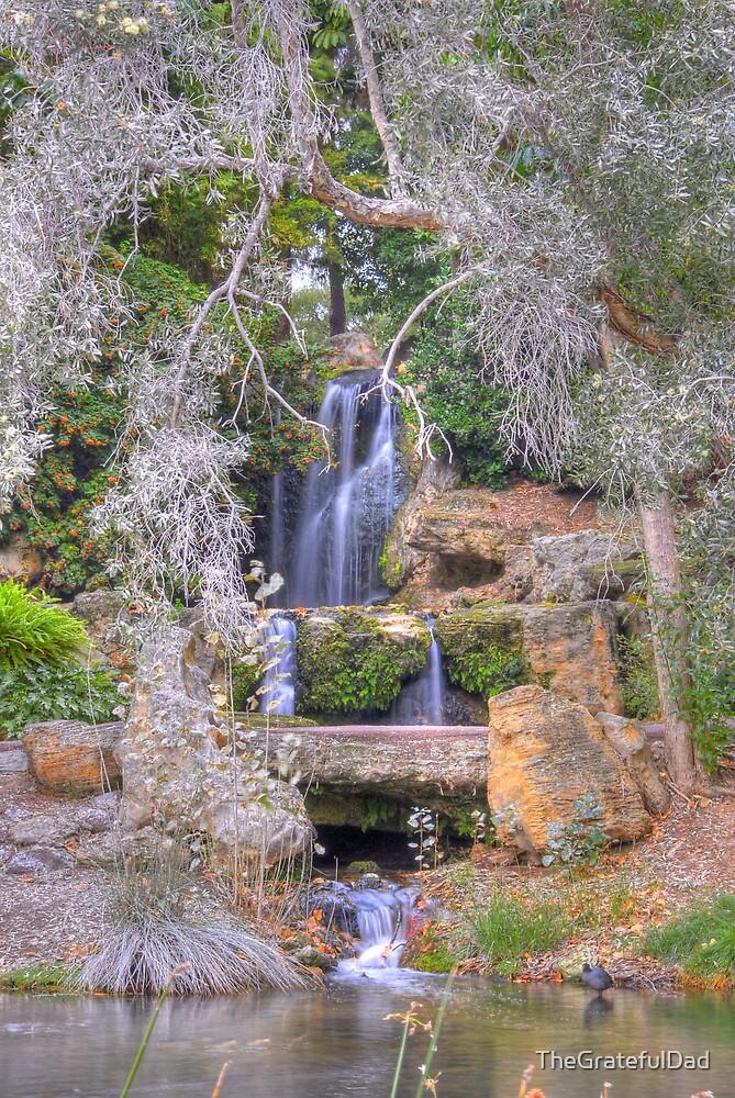 Waterfall (2) by TheGratefulDad