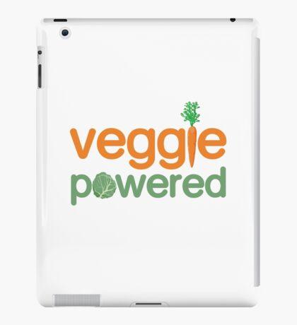 Veggie Vegetable Powered Vegetarian iPad Case/Skin