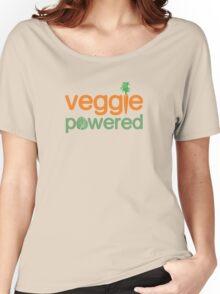 Veggie Vegetable Powered Vegetarian Women's Relaxed Fit T-Shirt