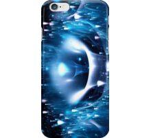 Blue Fountain iPhone Case/Skin