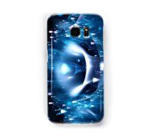 Blue Fountain Samsung Galaxy Case/Skin