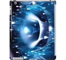 Blue Fountain iPad Case/Skin
