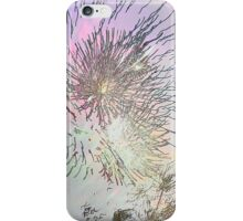 Fireworks - Power of Light iPhone Case/Skin