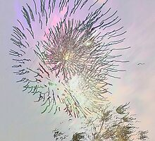 Fireworks - Power of Light by Klaus Bohn