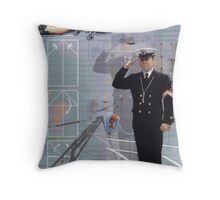 When I grow up 01 Throw Pillow