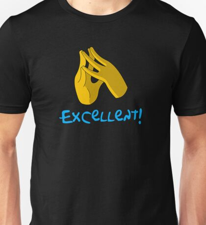 Mr Burns, Excellent! Simpsons  Unisex T-Shirt