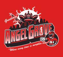 Greetings from Angel Grove! by Brandon Wilhelm