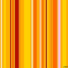ORANGE STREAK FREAK by Shane Connor Digital Artworks