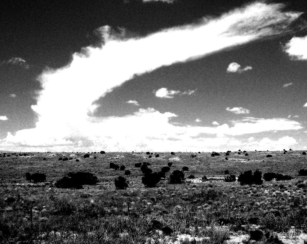 Big Sky Cloud by jim shriver