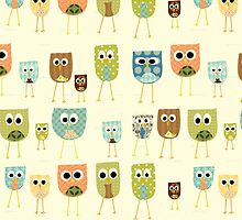 Cute and awesome Owl Design  by zeeshanahmad88