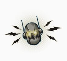 Iron Ghost Head Shot Kids Clothes