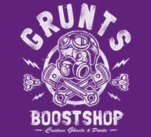 Grunts Boost Shop T-Shirt