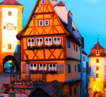 ROTHENBURG OB DER TAUBER 01 Sticker