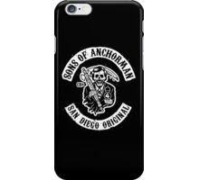Sons of Anchorman iPhone Case/Skin