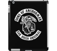 Sons of Anchorman iPad Case/Skin