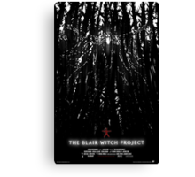 The Blair Witch Project Canvas Print