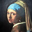 Vermeer&#x27;s Girl by karolina