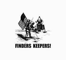 Finders Keepers Moon Landing Unisex T-Shirt
