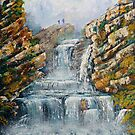 Waterfall walk by Joe Trodden