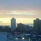 great sunset by oilersfan11