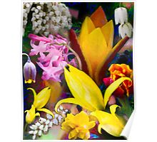Ode to Spring Poster