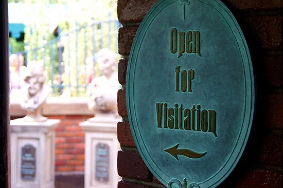 Now Open for Visitation by hhndoll