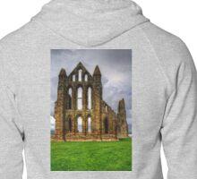 Abbey Ruin Zipped Hoodie