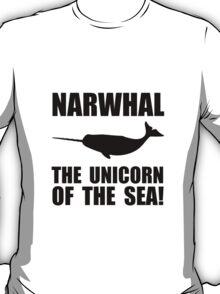 Narwhal Unicorn T-Shirt