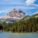 The Dolomites Redux by martinilogic