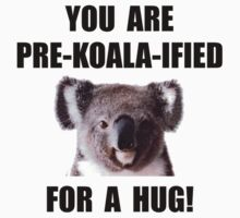 Pre Koala Qualified Hug T-Shirt