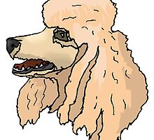 Poodle by kwg2200