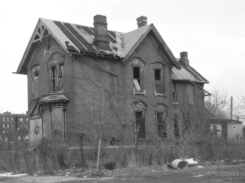 Detroit - in need of hope by timpollock