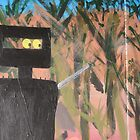 Ned Kelly by timpollock