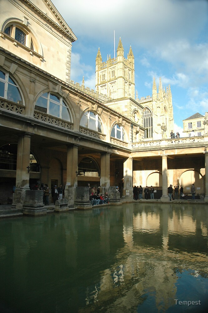 Bath UK by Tempest