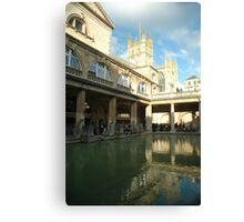 Bath UK Canvas Print