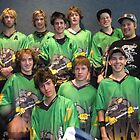 16 and Under team Winter 2007 season by Lilydale Rats Inline Hockey Club