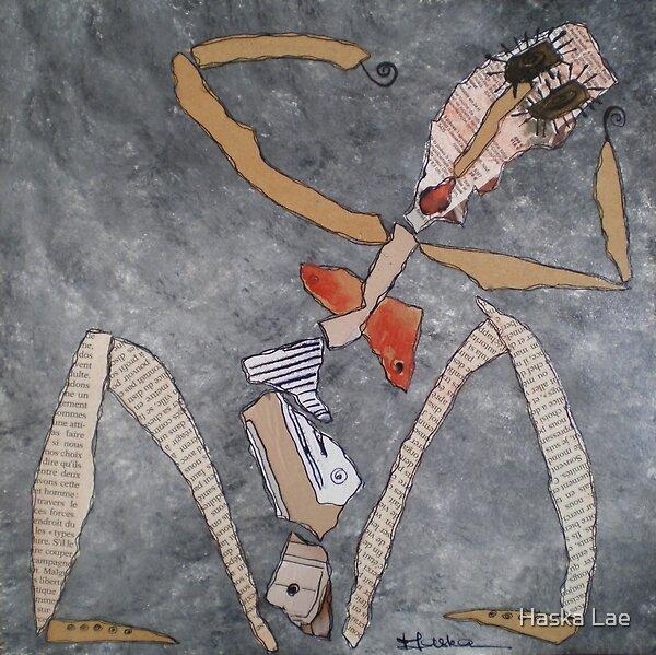 Le Chauve by Haska Lae