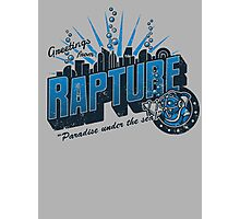 Greetings from Rapture! Photographic Print