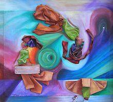 Juego de Angeles by Debra Irizarry