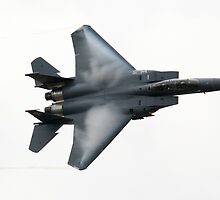 F-15 Eagle by SteveRoy
