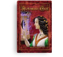 Alchemist Gift Canvas Print