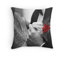 The First Dance Throw Pillow